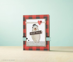 Cardmaking with Jack the Close To My Heart featured Paper Pack