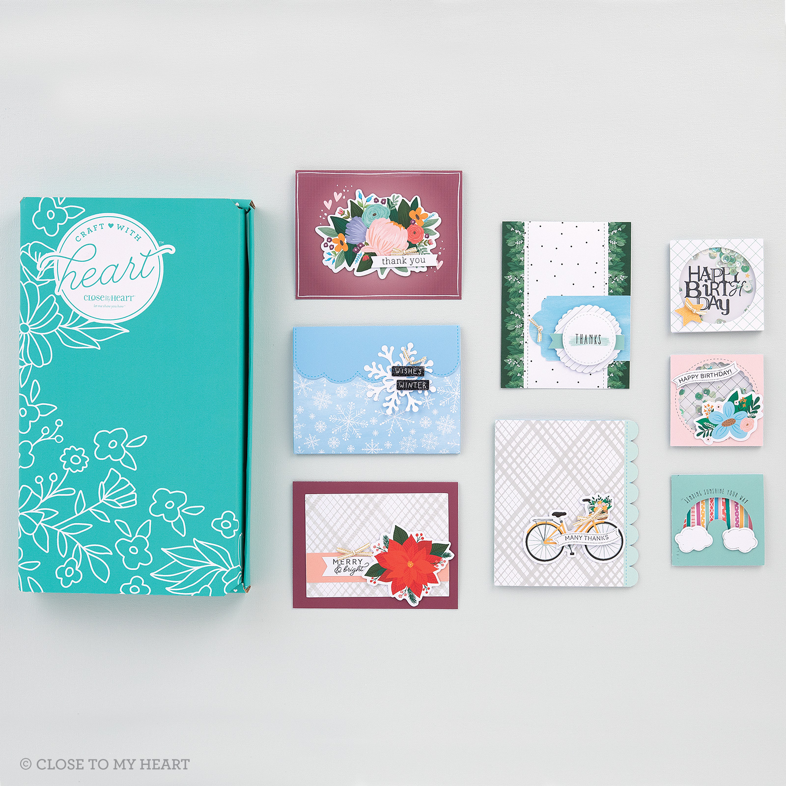 Craft with Heart™ Cardmaking Subscription
