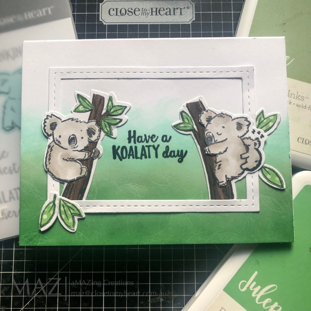 Have A Koalaty Day Card